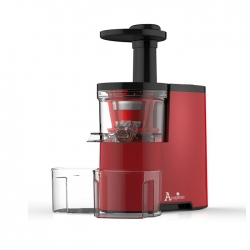 Acopino Piccolino Slow Juicer, rot