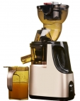 Slowjuicer Acopino Delicato, champagner